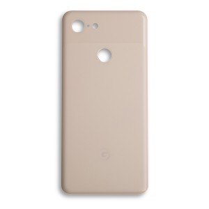 Back Glass (w/ Adhesive) for Pixel 3 - Pink