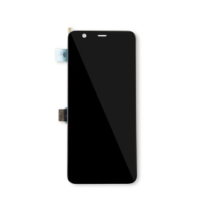 OLED Display Assembly for Google Pixel 4 - Black