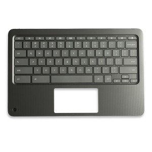 Palmrest with Keyboard (OEM Pull) for HP Chromebook x360 11 G1 EE (Grade B)