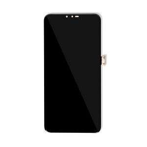 OLED Display Assembly for LG V50 ThinQ - Black