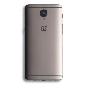 Back Cover for OnePlus 3T - Gray