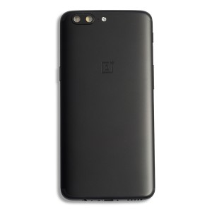 Back Cover for OnePlus 5 - Black