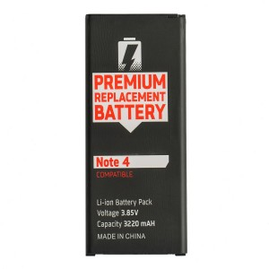 Battery for Samsung Galaxy Note 4