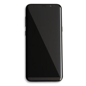 LCD & Digitizer Display Assembly (w/Frame) for Samsung Galaxy S8+ (OEM - Refurbished) - Midnight Black