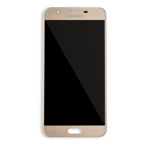 LCD Assembly for Galaxy J7 (J737) (OEM - Refurbished) - Gold