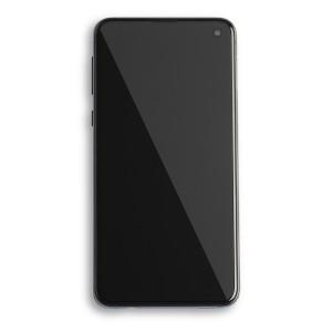 OLED Frame Assembly for Galaxy S10e (OEM - Service Pack) - Prism Black