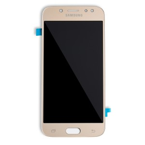 OLED Assembly for Galaxy J5 2017 (J530) (OEM - Refurbished) - Gold