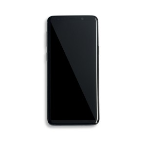 OLED Frame Assembly for Galaxy S9 (Refurbished) - Midnight Black