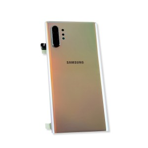 Back Glass for Galaxy Note 10+ (OEM - Service Pack) - Aura Glow