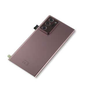 Back Cover with Adhesive for Galaxy Note 20 Ultra 5G (OEM - Service Pack) - Mystic Bronze