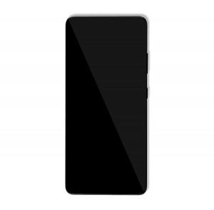 OLED Frame Assembly for Galaxy S21 Ultra 5G (w/ Battery) (OEM - Service Pack) - Phantom Black