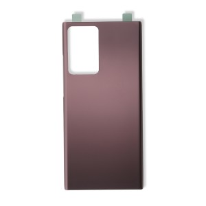 Back Cover with Adhesive for Galaxy Note 20 Ultra 5G (Generic) - Mystic Bronze