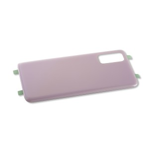 Back Cover with Adhesive for Galaxy S20 5G (Generic) - Cloud Pink