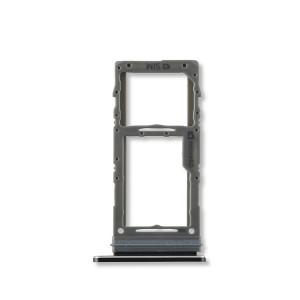 Single Sim Tray for Galaxy Note 10+ / Note 10+ 5G - Aura Black