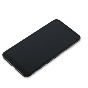 Display Assembly for Galaxy A01 (A015V) - Black