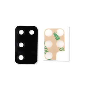 Rear Camera Lens with Adhesive for Galaxy A02s (A025M)