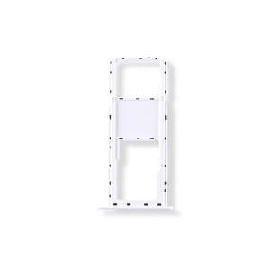 Single Sim Tray for Galaxy A11 (A115) (US Version) - White