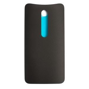 Back Cover for Motorola Moto X Style / X Pure (XT1570 / XT1575) (Authorized OEM) - Black