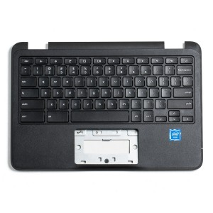 Keyboard and Palmrest (OEM) Dell Chromebook 11 2016 3180 - (Grade B)