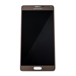 LCD & Digitizer for Samsung Galaxy Note 4 (Prime - OEM) - Bronze Gold
