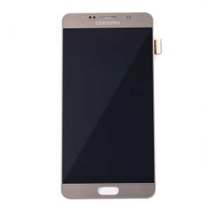 LCD & Digitizer for Samsung Galaxy Note 5 (PrimeParts - OEM) - Gold