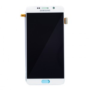 LCD & Digitizer for Samsung Galaxy Note 5 (PrimeParts - OEM) - White Pearl