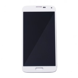LCD & Digitizer for Samsung Galaxy S5 (MDSelect - Generic) - White