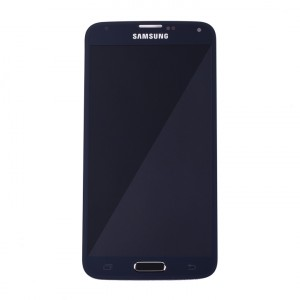 OLED Display Assembly for Galaxy S5 (OEM - Service Pack) - Charcoal Black