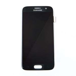 LCD & Digitizer for Samsung Galaxy S7 (PrimeParts - OEM) - Black Sapphire