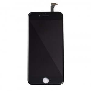 "LCD & Digitizer Frame Assembly for iPhone 6 (4.7"") (PrimeParts - Premium) - Black"