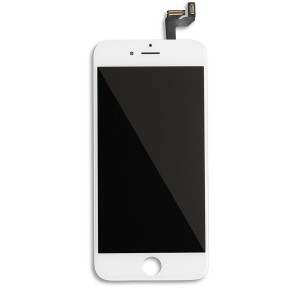 "LCD & Digitizer Frame Assembly for iPhone 6S (4.7"") (Advanced) - White"