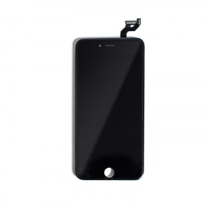 "LCD & Digitizer Frame Assembly for iPhone 6S Plus (5.5"") (PrimeParts - Premium) - Black"