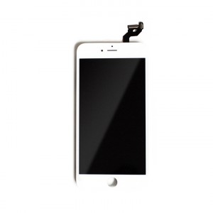"LCD & Digitizer Frame Assembly for iPhone 6S Plus (5.5"") (PrimeParts - Premium) - White"