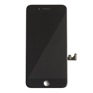 "LCD & Digitizer Frame Assembly for iPhone 7 Plus (5.5"") (MDSelect) - Black"