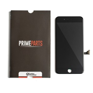 "LCD & Digitizer Frame Assembly for iPhone 7 Plus (5.5"") (PrimeParts - Premium) - Black"