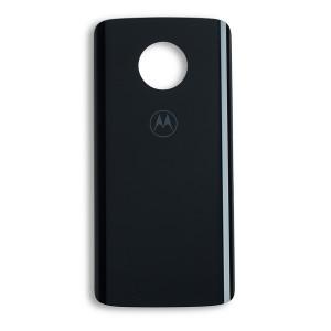 Back Glass for Moto G6 (Authorized OEM) - Deep Indigo
