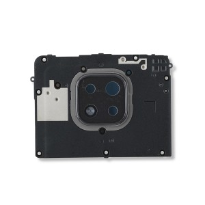 Midframe (Top Carrier) for Moto G Power (2021) (XT2117) (Authorized OEM) - Flash Gray