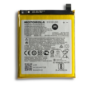 Battery (JE40) for Moto G7 Play (Authorized OEM)