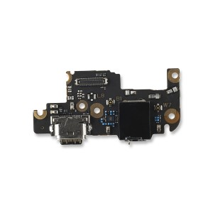 Charge Port Assembly for Moto One Ace 5G (XT2113-5) (Authorized OEM)
