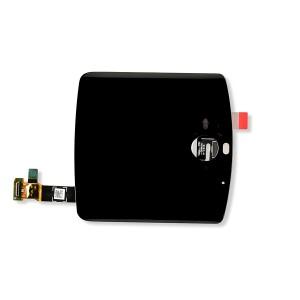 OLED Frame (Front) Assembly for Moto Razr (XT2000) (Authorized OEM) - Black