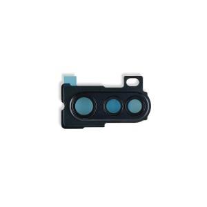 Rear Camera Lens Bezel for Moto Edge+ (XT2061) (Motorola Authorized) - Baltic Gray