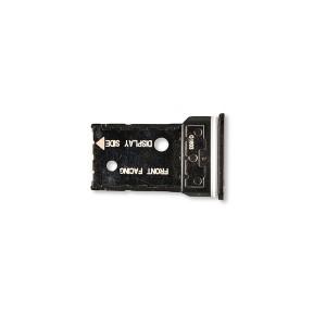 SIM Tray for Moto Edge+ (XT2061) (Motorola Authorized) - Sangria