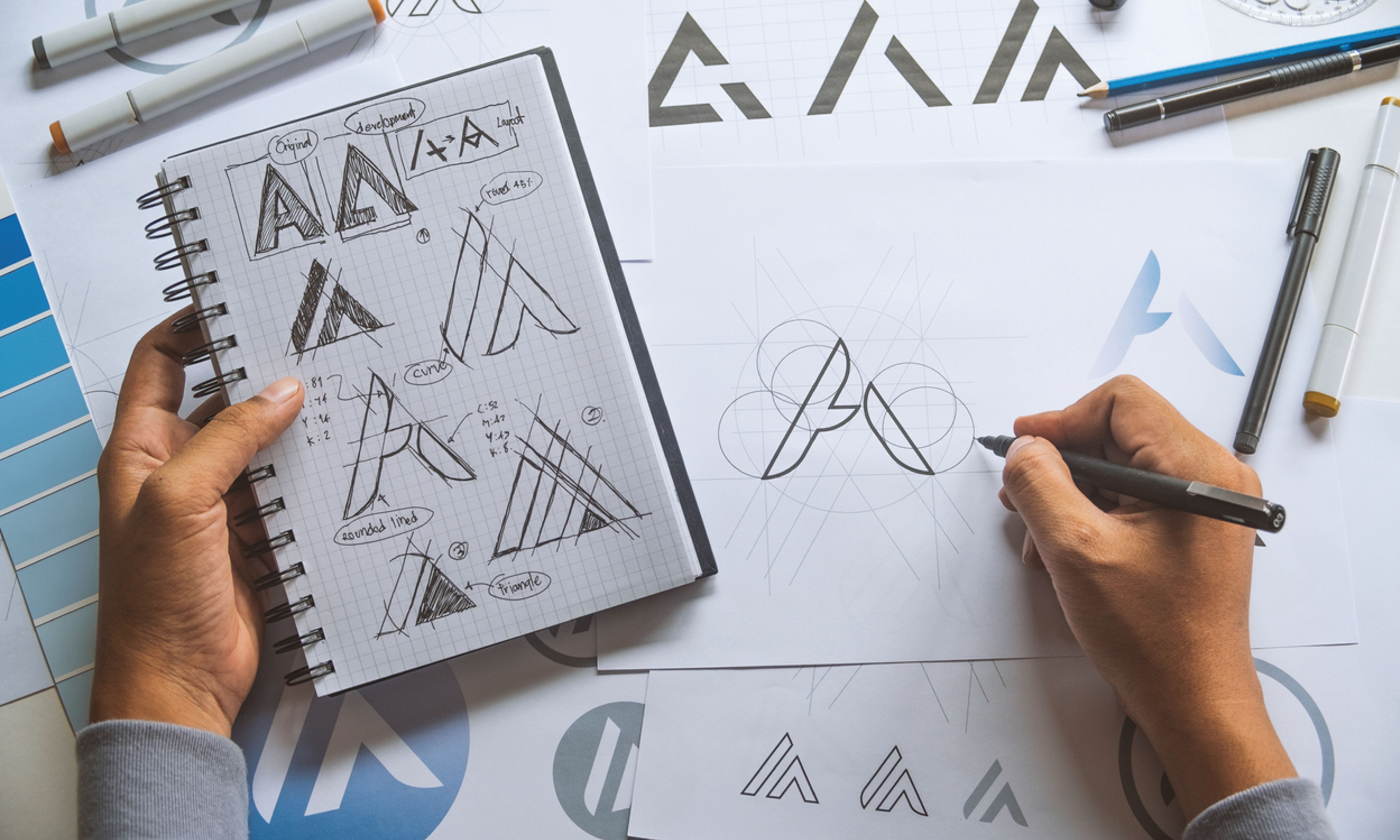 A Professional Logo is Important for Your Business. Here's Why.