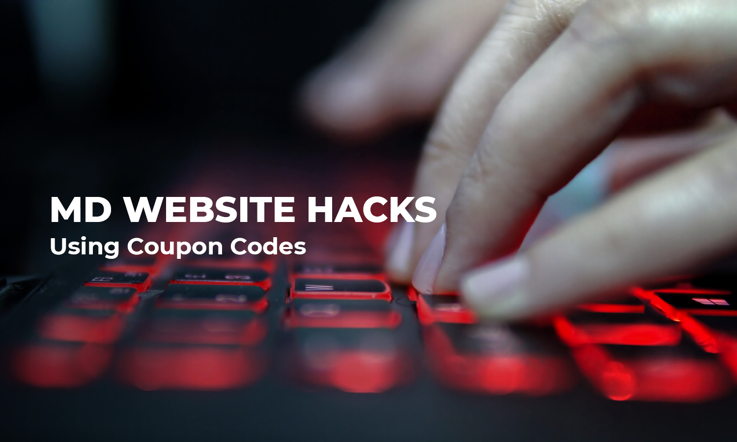 Website Hacks: How to Use a Coupon Code
