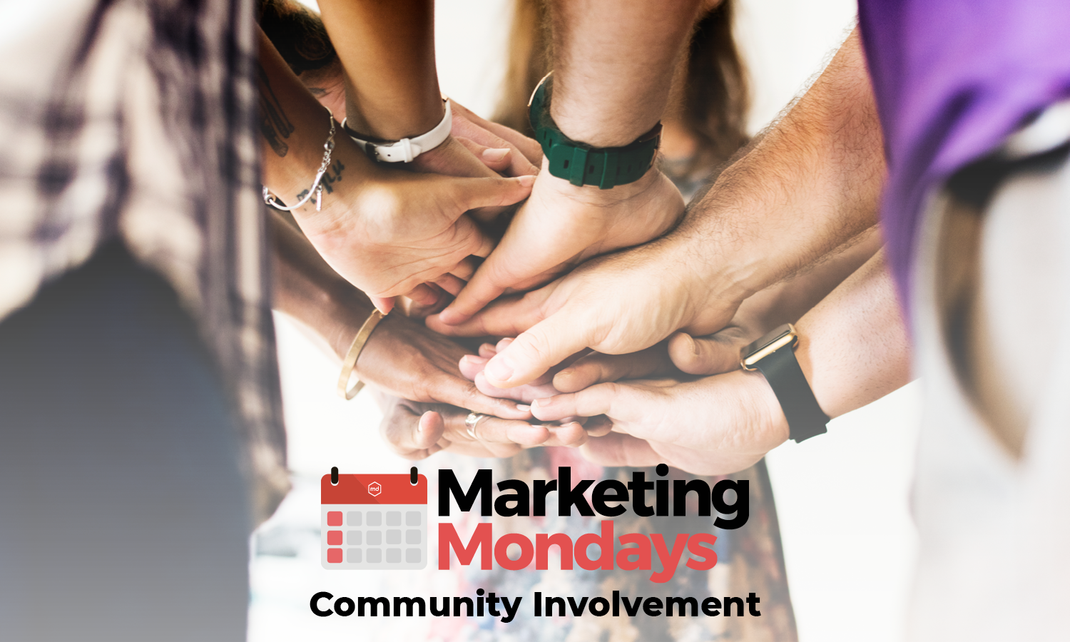 Marketing Mondays: Community Involvement