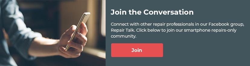 Join Repair Talk