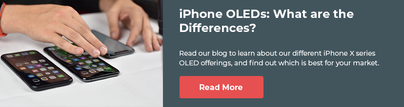 iPhone OLED Differences
