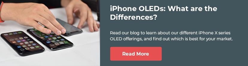iPhone OLED Options