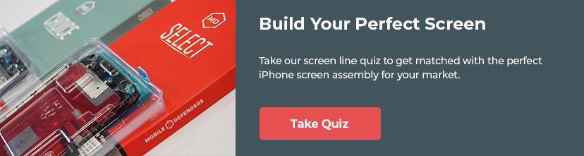 Screen Line Quiz
